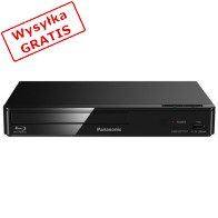 Blu-ray PANASONIC BDT167EG Czarny-20