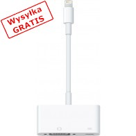 Adaptery AV APPLE Lightning VGA-20