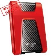 Dysk zewnętrzny A-DATA DashDrive Durable HD650 1 TB Czerwony-20