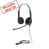 Słuchawki z mikrofonem JABRA Biz1500 Duo QD-20
