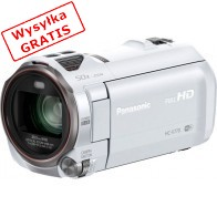 Kamera PANASONIC HC-V770 Biały-20