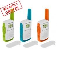 Radiotelefon PMR MOTOROLA T42 Triple Pack-20