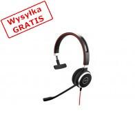 Słuchawki z mikrofonem JABRA Evolve 40-20
