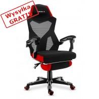 Fotel gamingowy Huzaro Combat 3.0 czarno-czerwony-20