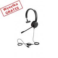 Słuchawki z mikrofonem JABRA Evolve 30 II Mono-20