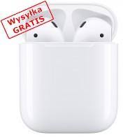 Słuchawki bezprzewodowe Apple AirPods 2 biały (MV7N2ZM/A)-20